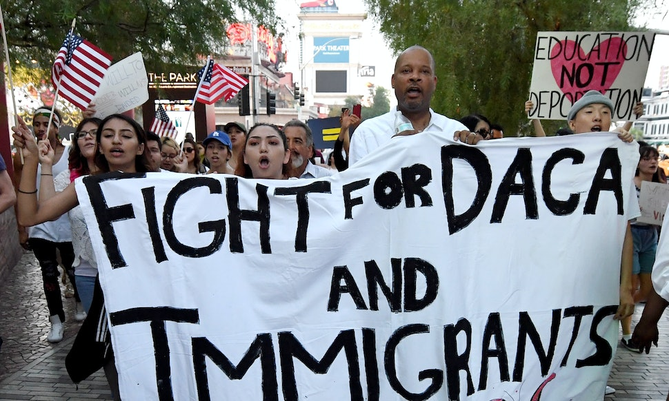 Image result for photos of house fighting over immigration