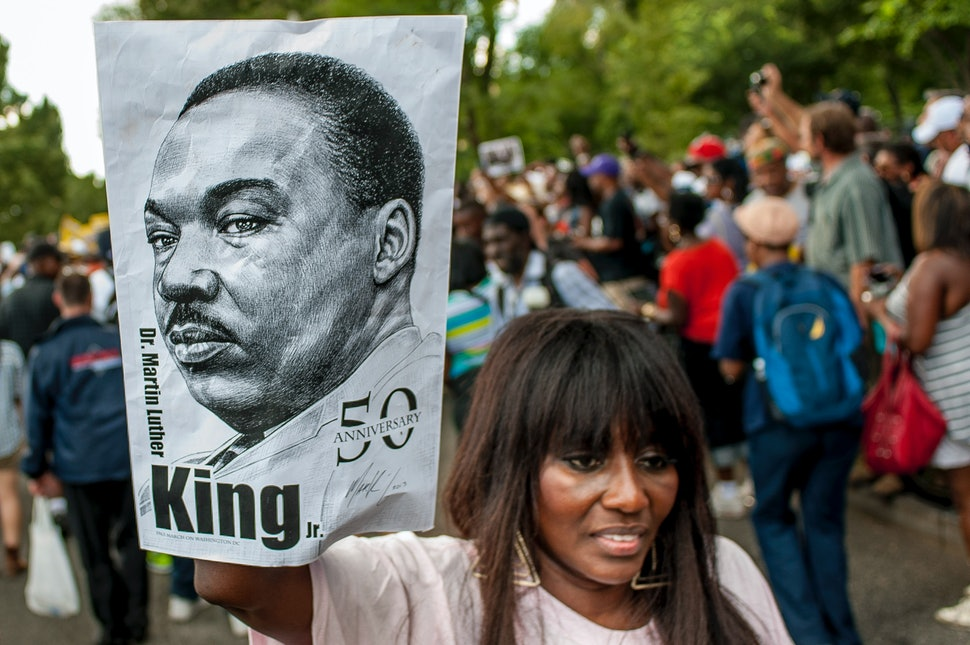 This Martin Luther King Jr Quote On White Moderates Is Seriously