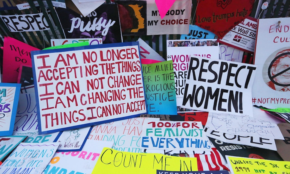16 clever womens march 2018 sign ideas if youre looking for some inspiration