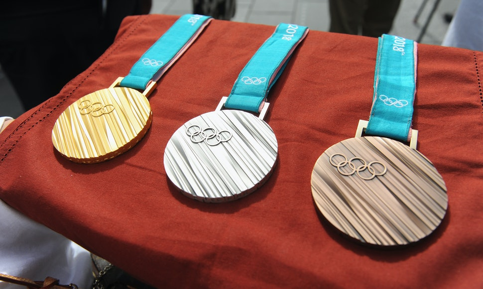The 2018 Winter Olympics Medal Design Has An Incredible Meaning