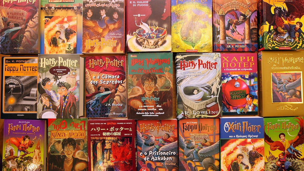 A Harry Potter First Edition Worth Over 55000 Was Stolen In A