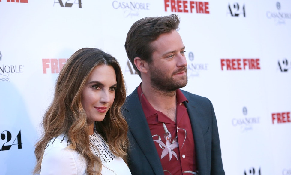 How Did Armie Hammer & Elizabeth Chambers Meet? Their ...