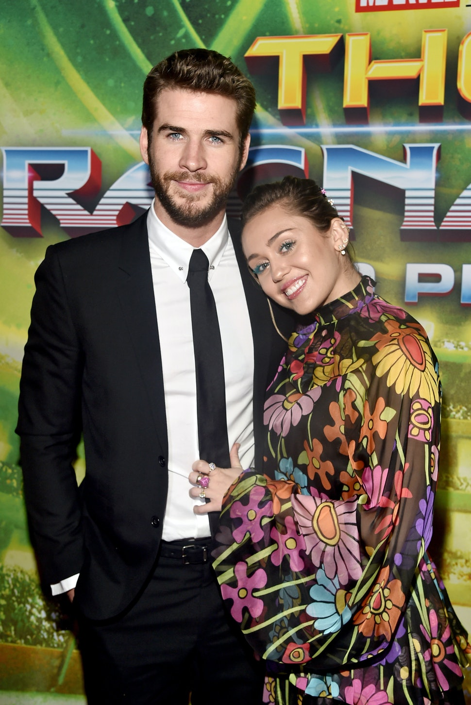 Miley Cyrus Liam Hemsworths Relationship Timeline Proves That