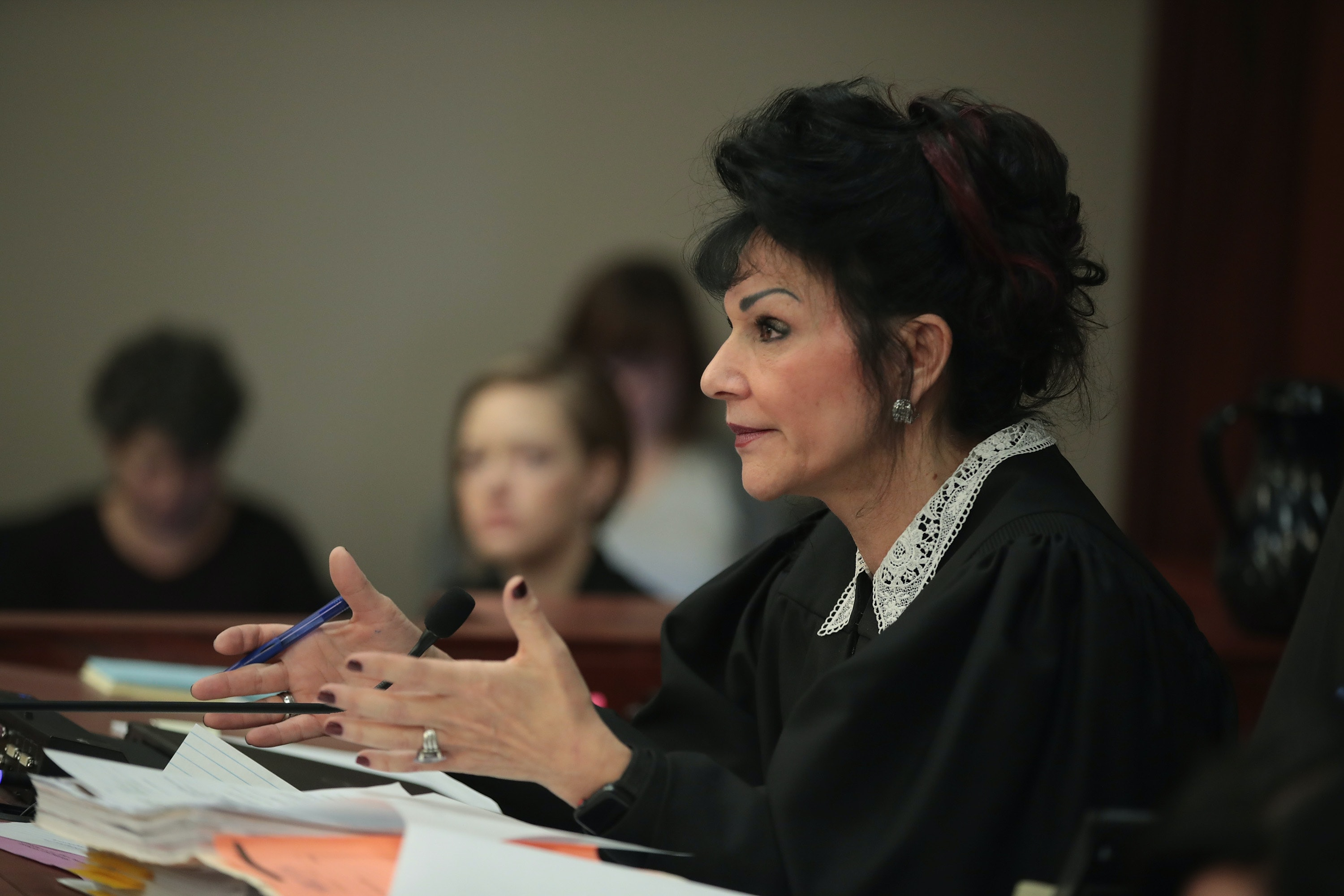 The Video Of Judge Rosemarie Aquilina Dismissing