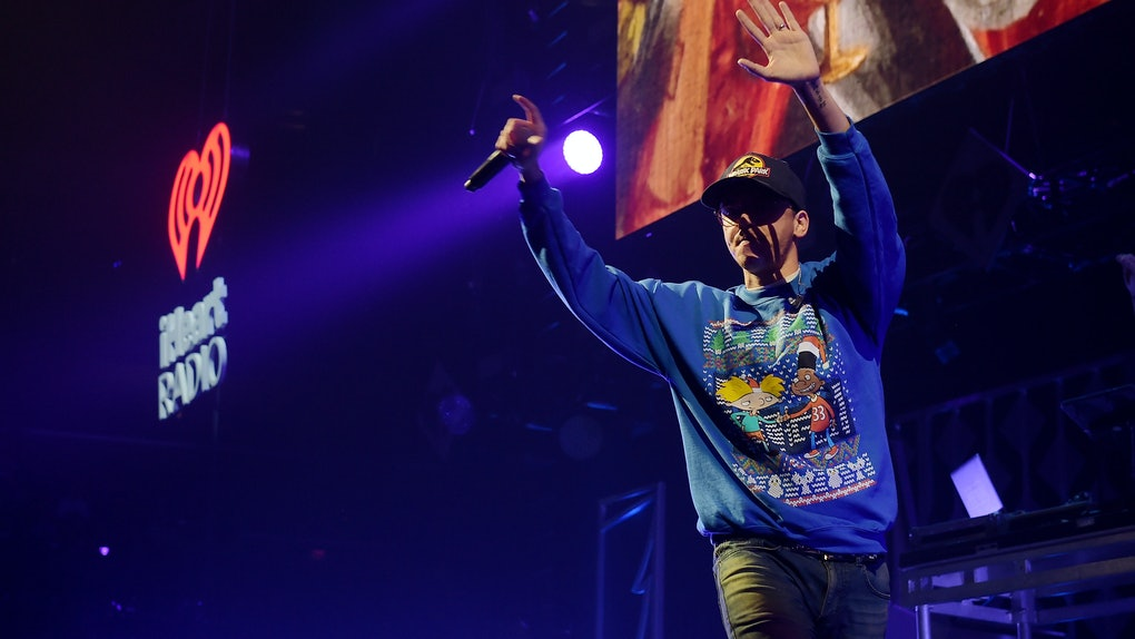 "What Is ""1-800-273-8255"" About? Logic's Song Number Is An Important"
