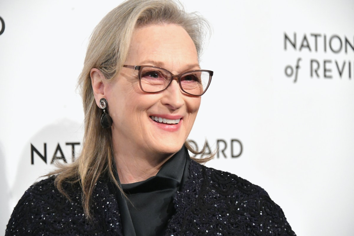 Meryl Streep Isn't Good At This One Thing, According To Her 'Big Little Lies' Co-Star Reese Witherspoon