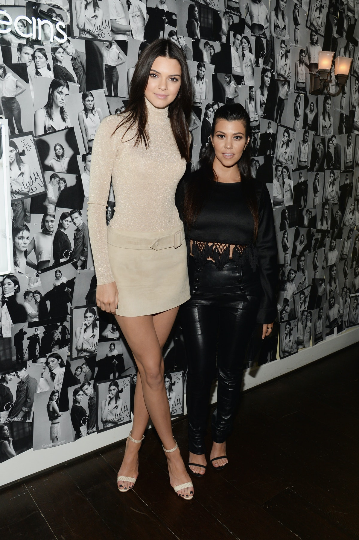 This Video Of Kourtney Kardashian Debating If She Should Tell Kendall Jenner Reign Peed On Her Bed Is A Lot