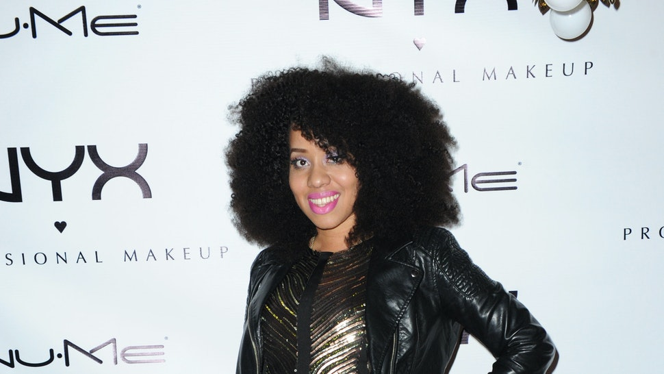 The History Of Natural Black Hair Plus How 2014s Afro Has A Whole