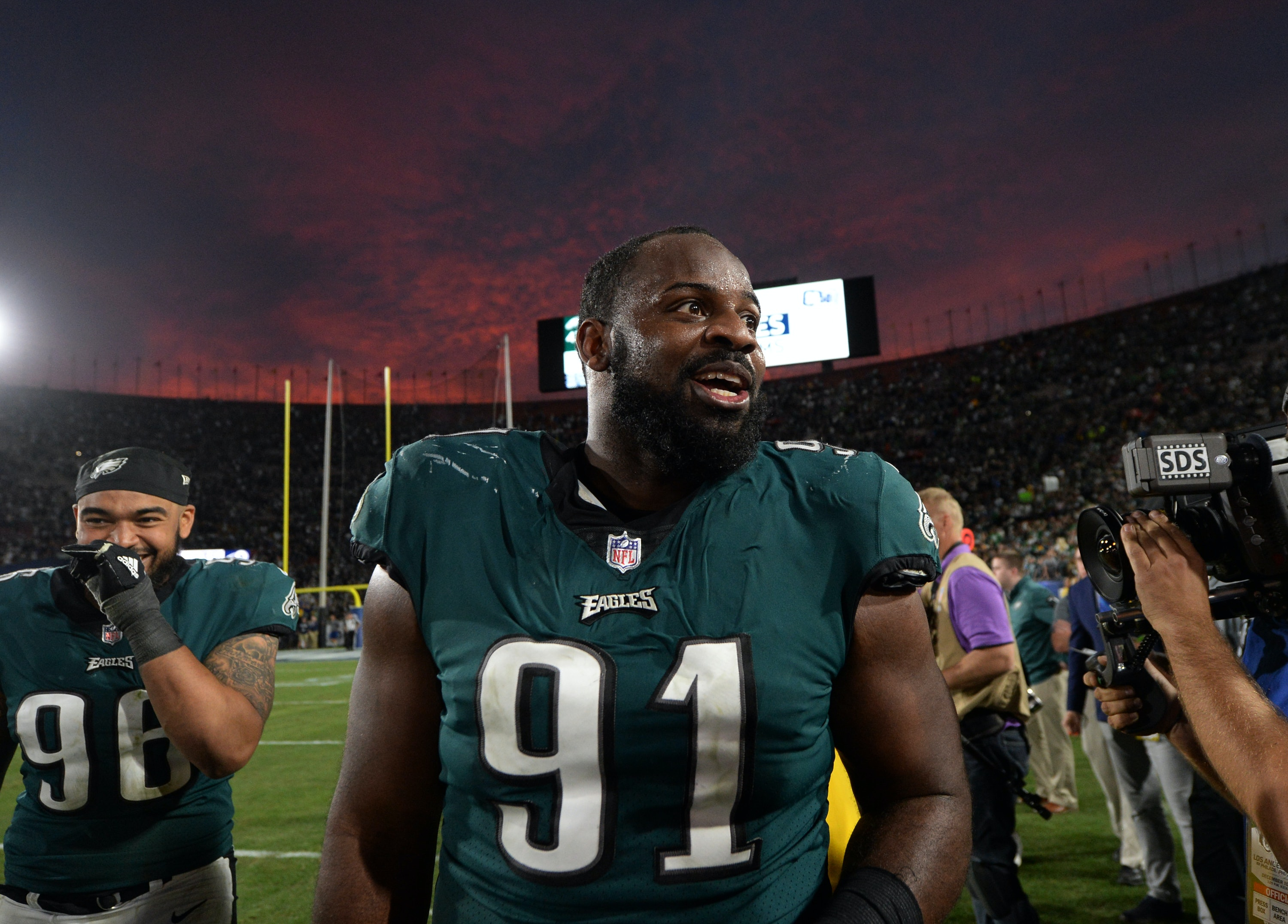e76df8868e2 Fletcher Cox's Net Worth Will Make You Wish You Could Join The NFL