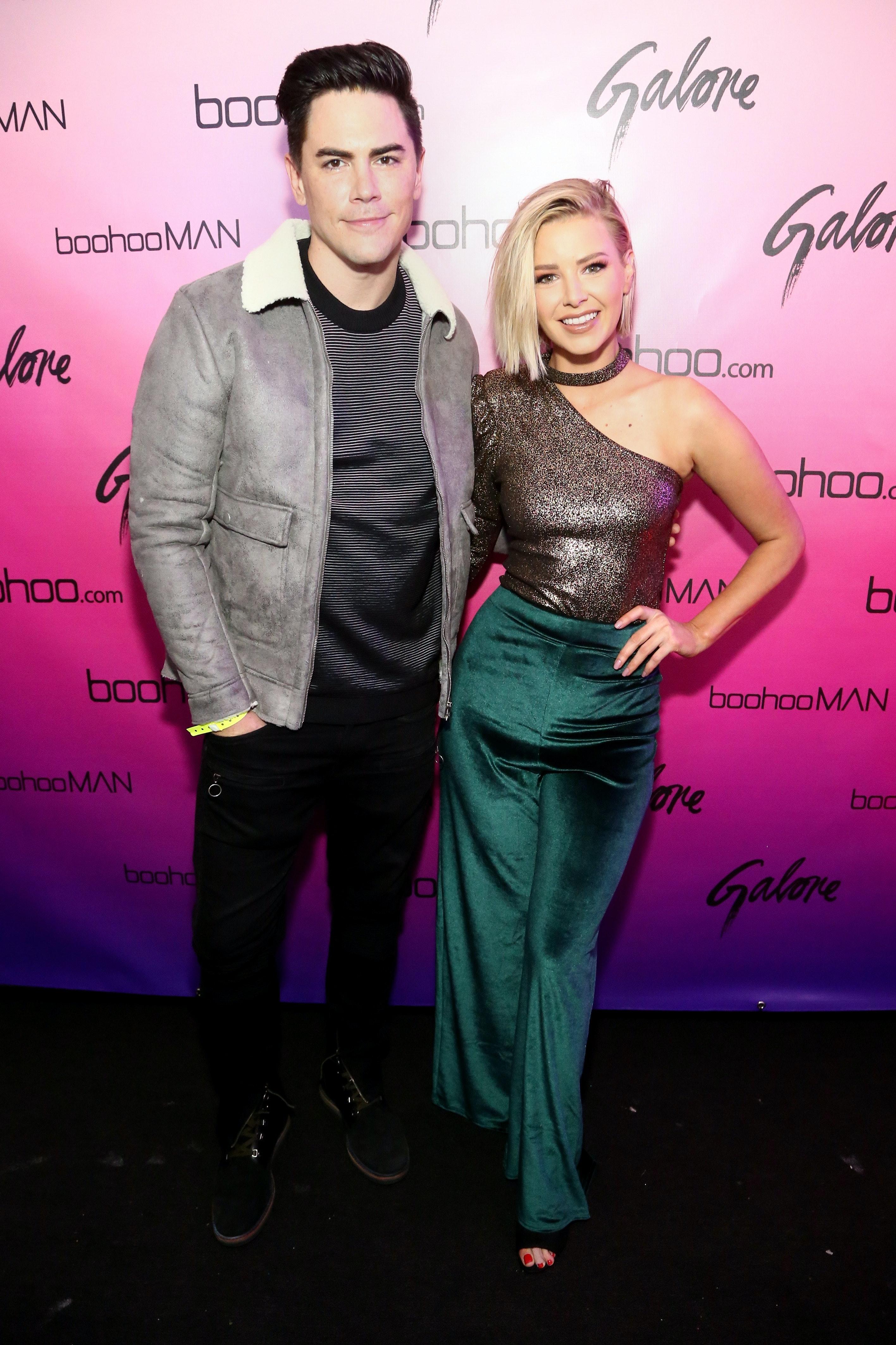 Ariana tom dating vanderpump reunion