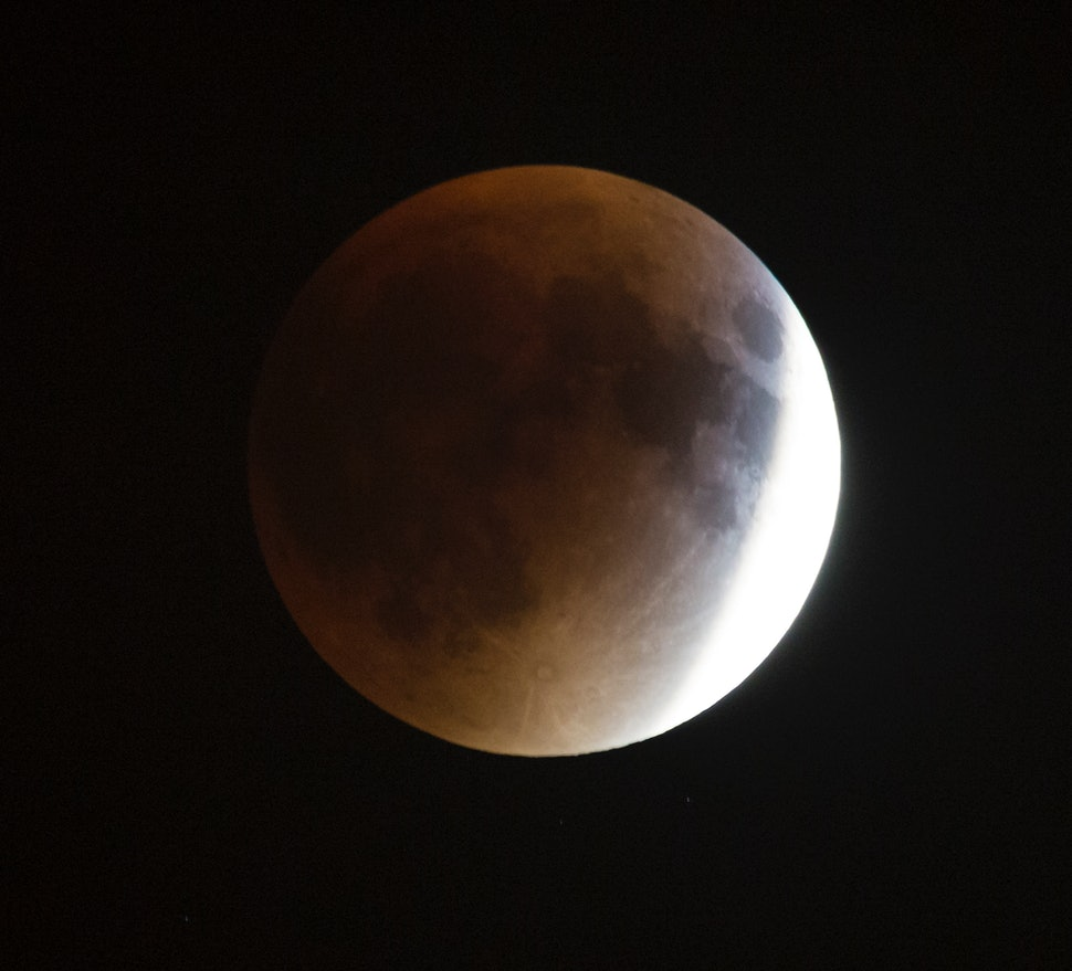12 Super Blue Blood Moon Superstitions You Should Know Before The