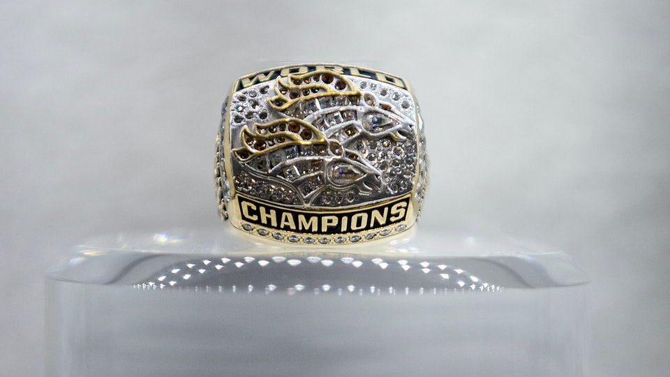 How Much Does The 2018 Super Bowl Ring Cost? You Could Buy A Car Instead