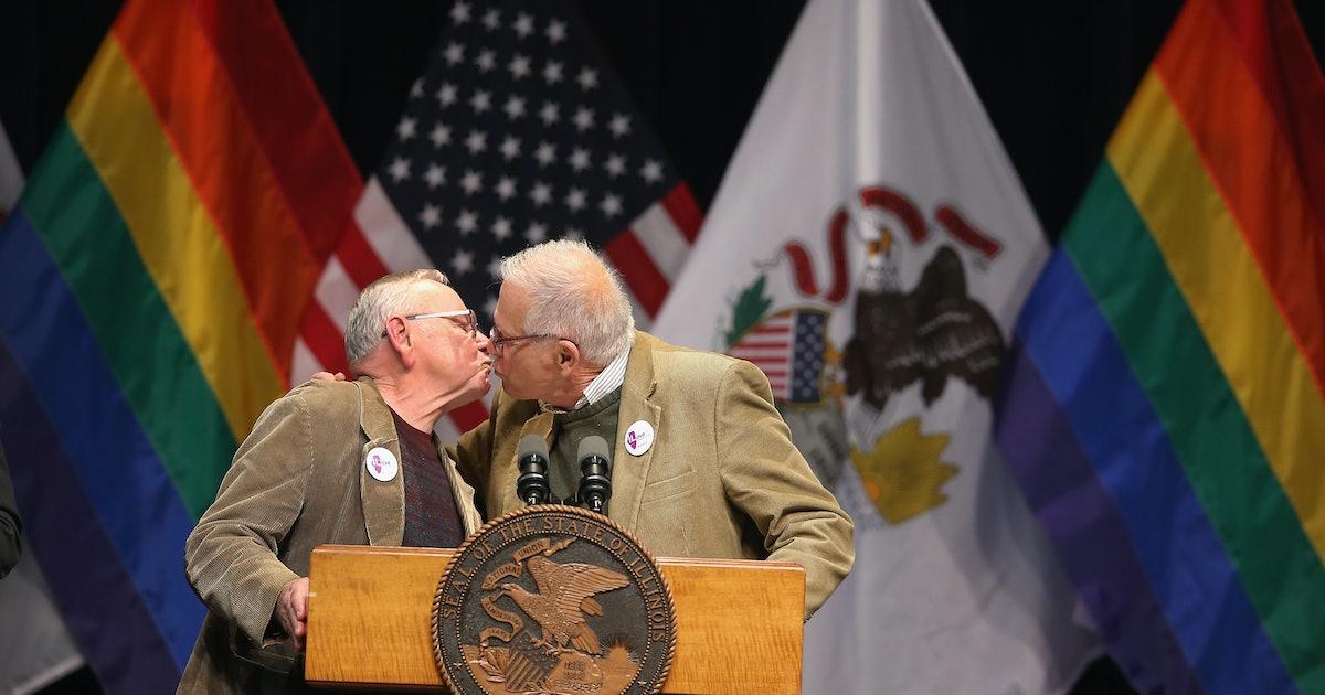 illinois same sex marriage in Chesapeake