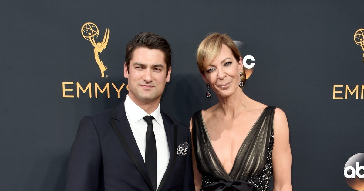 How Did Allison Janney & Her Boyfriend Meet? Philip Joncas ...