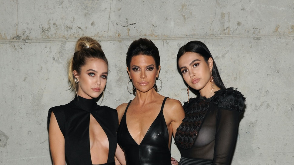 Who Do Lisa Rinna's Daughters Model For? The 'Real