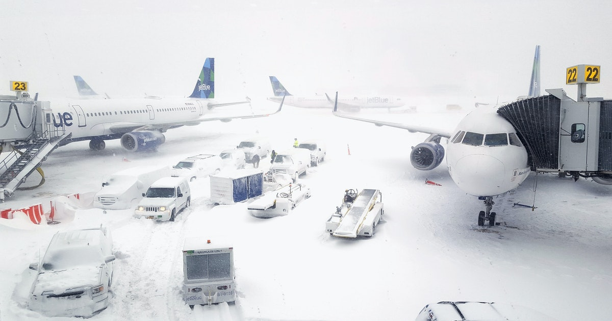 What's Going On At JFK? The New York Airport Is In A Complete Meltdown