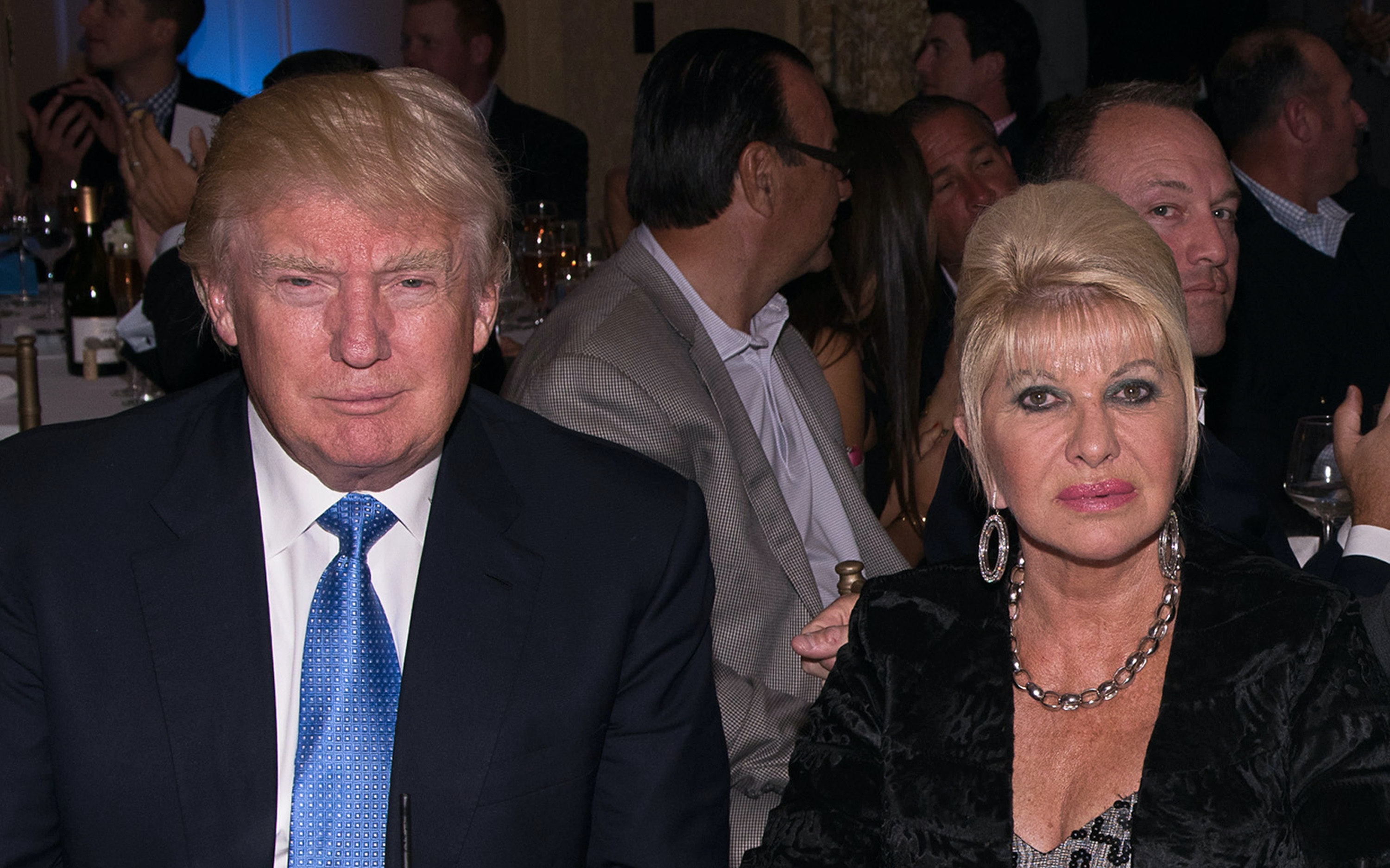 Ivana And Donald Trump Wedding 1977.Why Did Donald Ivana Trump Get Divorced The Reason Is Pretty Clear