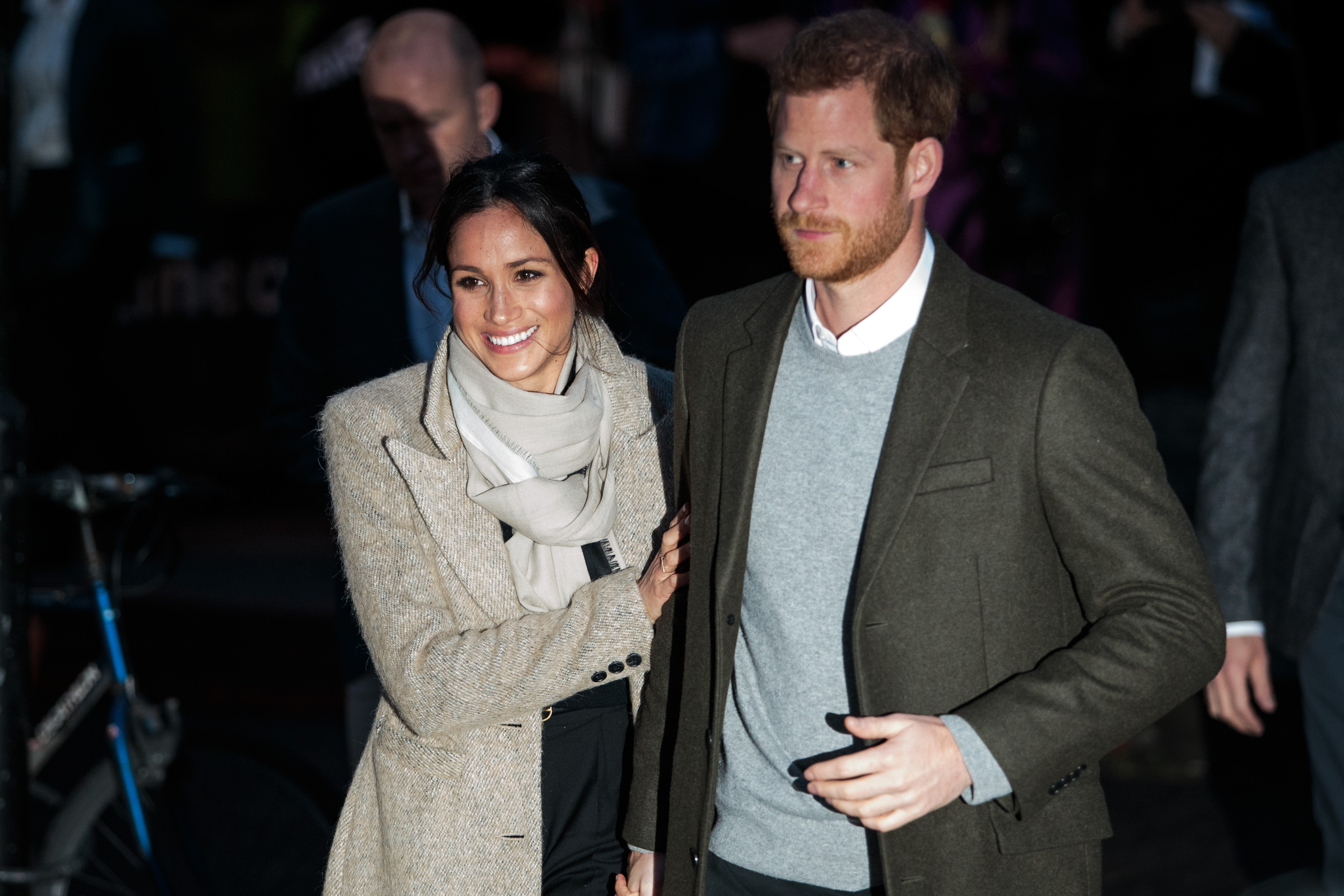 b7765659667 Meghan Markle s Marks   Spencer Sweater Is Shockingly Affordable