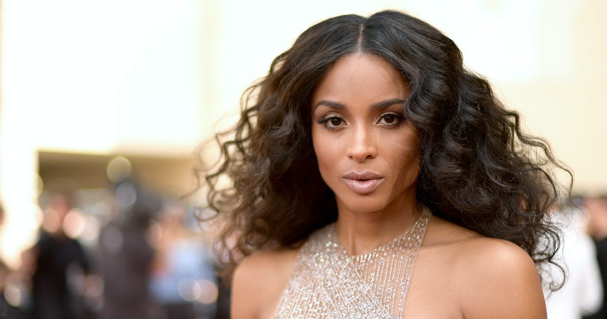 Ciara's BET Awards Beauty Look Featured All Of Your Favorite Glossier Products (Including Boy Brow)
