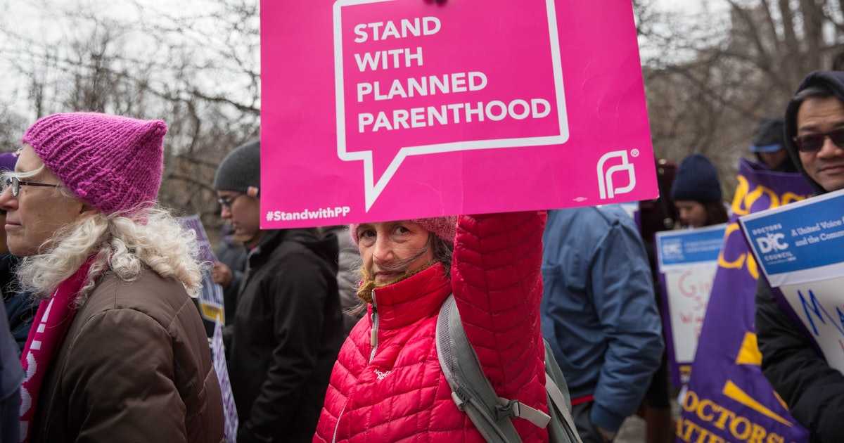 Planned Parenthood's Plan To Protect Abortion Rights Prepares For A Future Without Roe V. Wade
