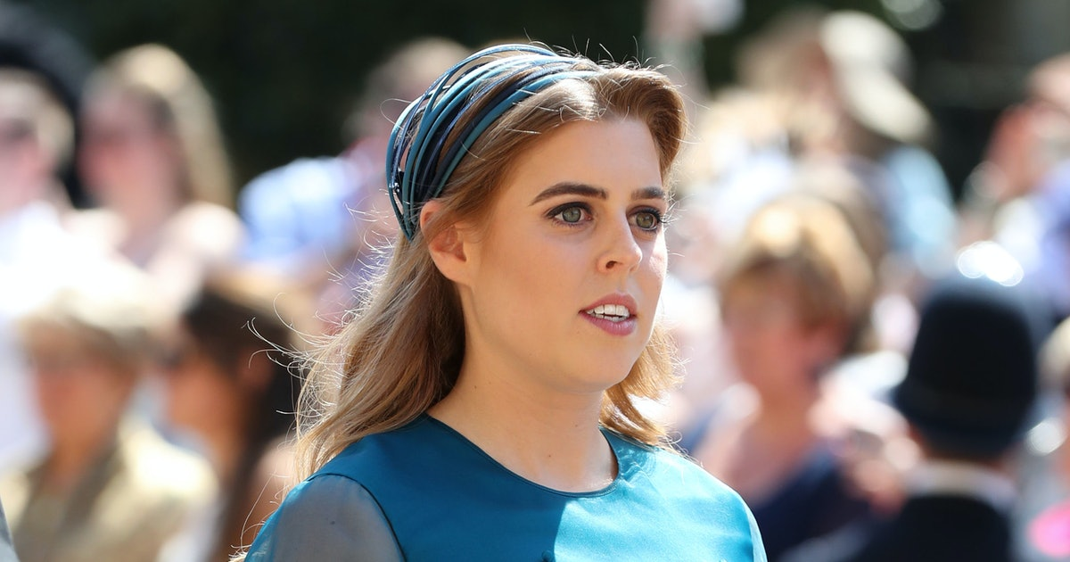 Princess Beatrice Finds Questions About Romance with Dave Clark Difficult
