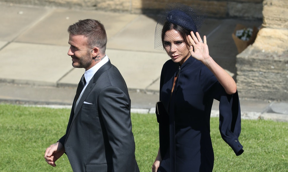 Why Weren T David Victoria Beckham At The Royal Wedding Are Close Friends Of Royals