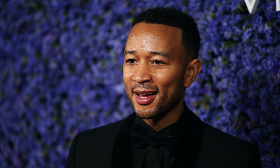 John Legend Released Two Christmas Songs In October, So Fans Don\'t ...