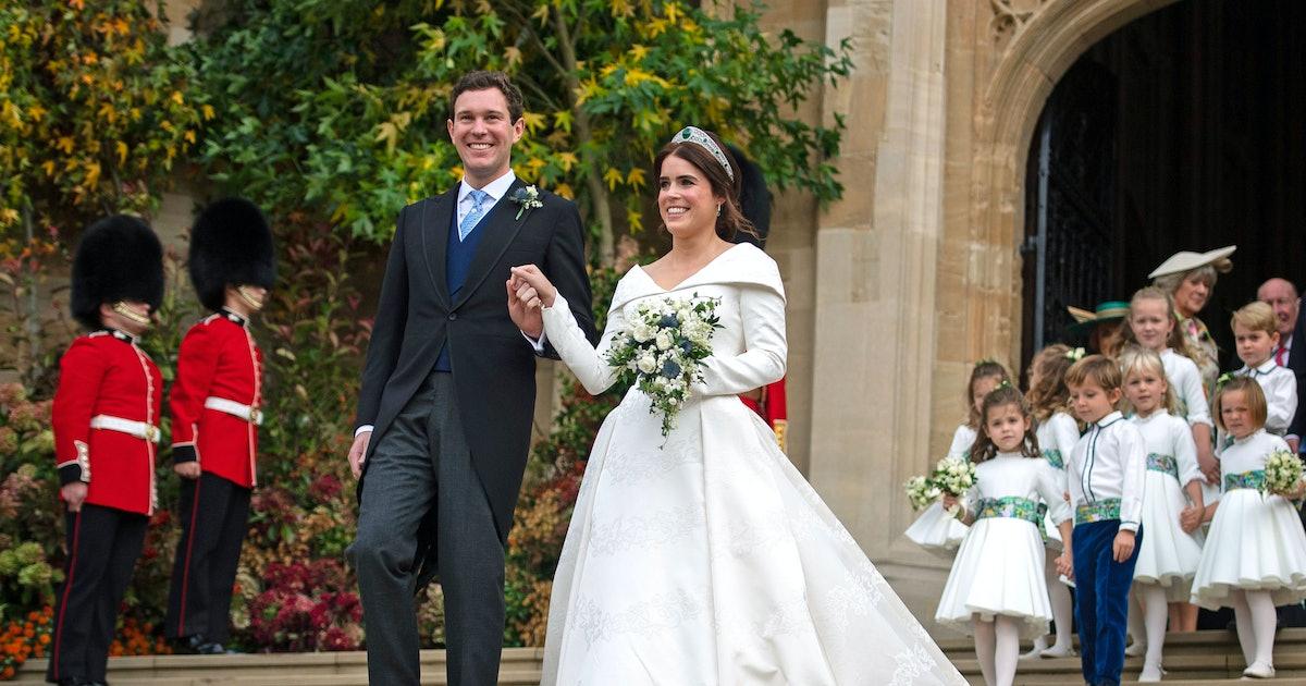 Royal Wedding Gifts: Here's Where To Buy This Princess Eugenie Wedding Gift Bag