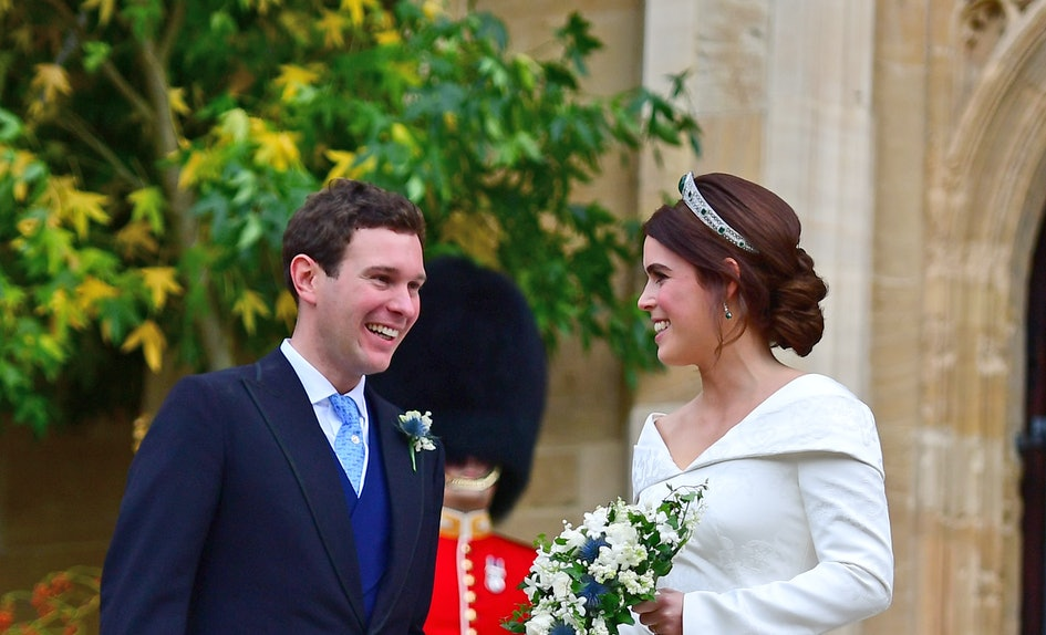 Princess Eugenie Jack Brooksbanks Wedding Reception Was Quite The