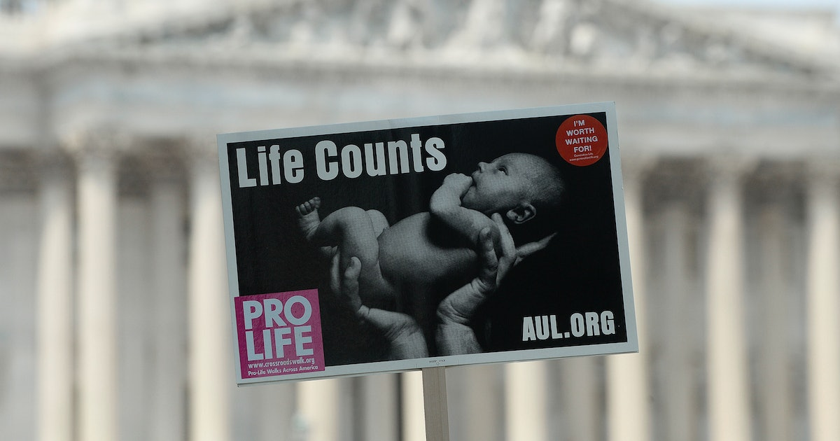 A Texas Anti-Abortion Group Has To Repay The State For This Ironic Reason