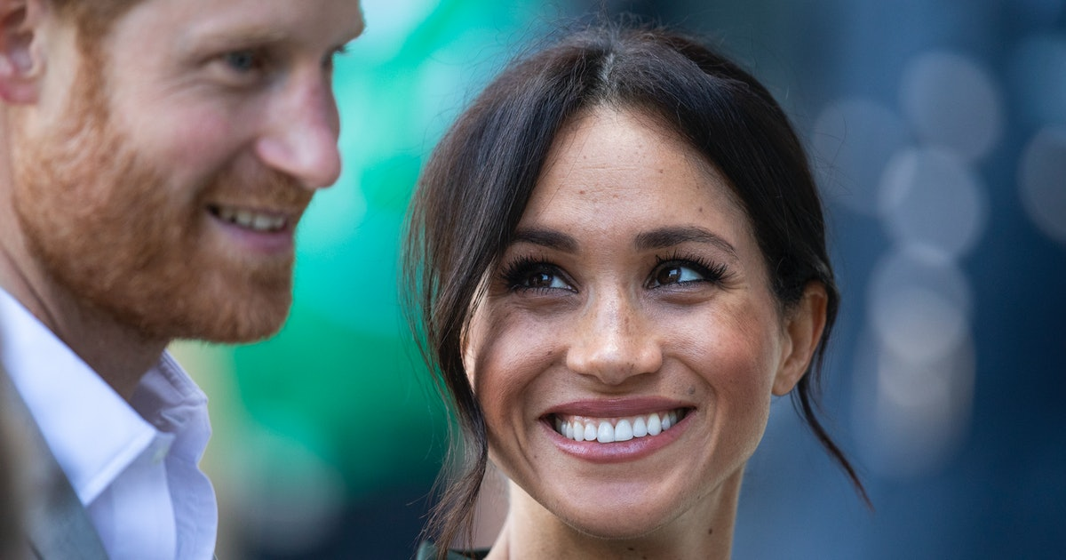 Prince Harry's & Meghan Markle's Baby Photos Might Predict Just How Cute Their Kids Will Be