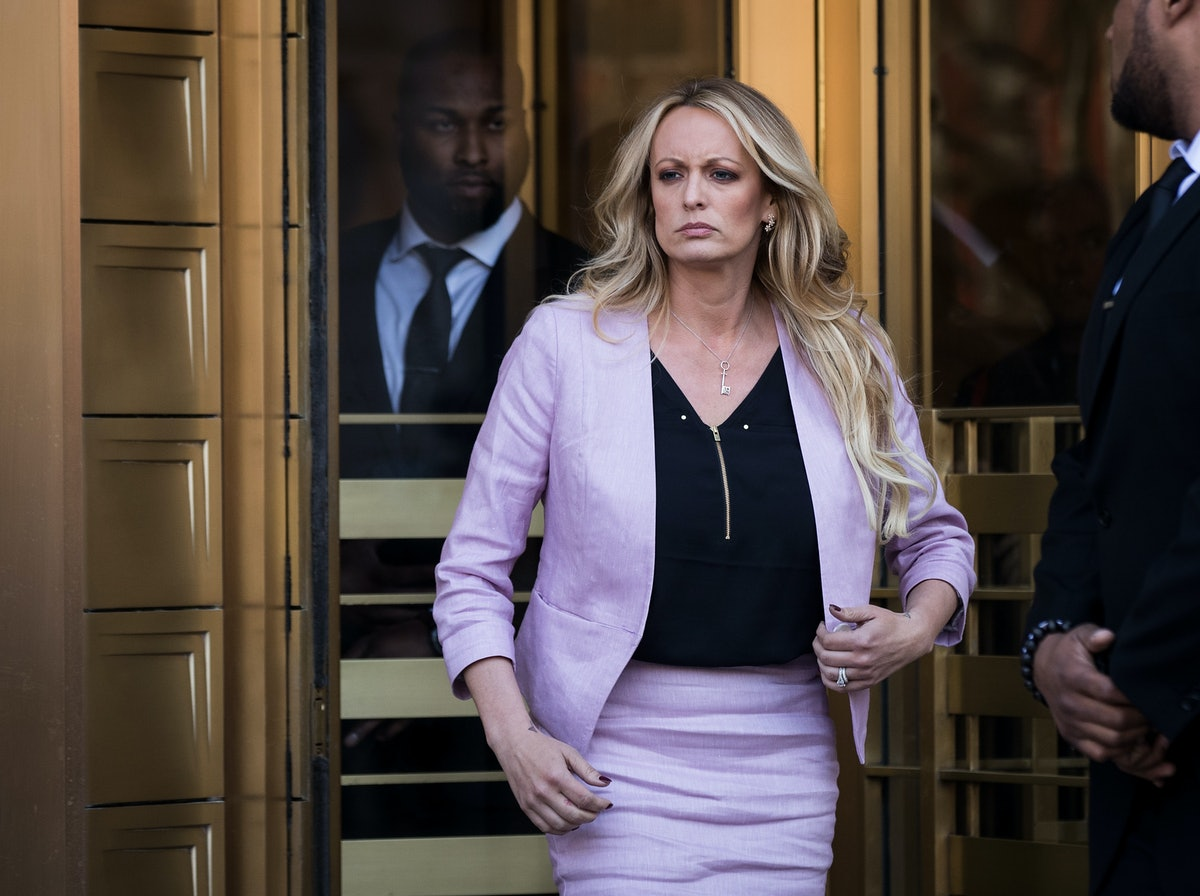 Stormy Daniels' Comment About The Consequences Of Accusing Powerful Men Is So Real