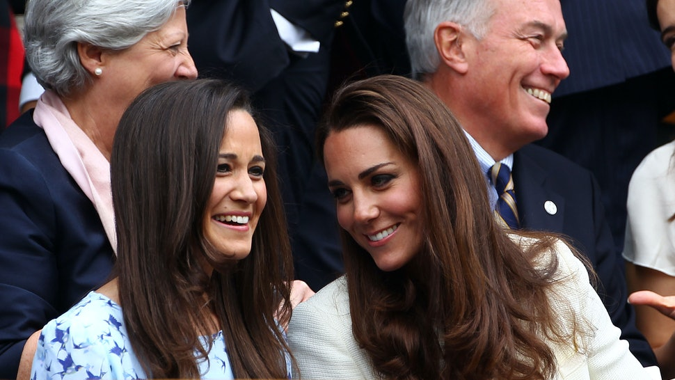 kate middleton s reaction to pippa s baby being born is so very sisterly