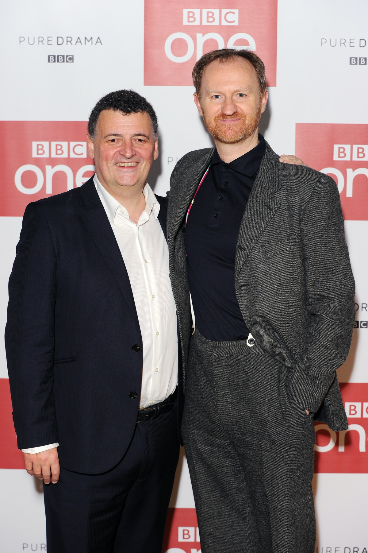 'Sherlock's Mark Gatiss & Steven Moffat Are Adapting 'Dracula' For The BBC