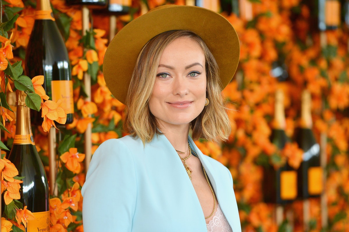 Olivia Wilde's Paisley Dress Is A Chic Alternative To Animal Print