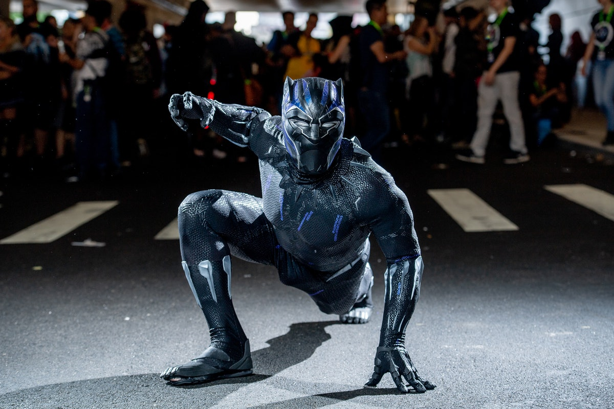 I Refuse To Let My Kid Dress Like Black Panther For Halloween & Here's Why