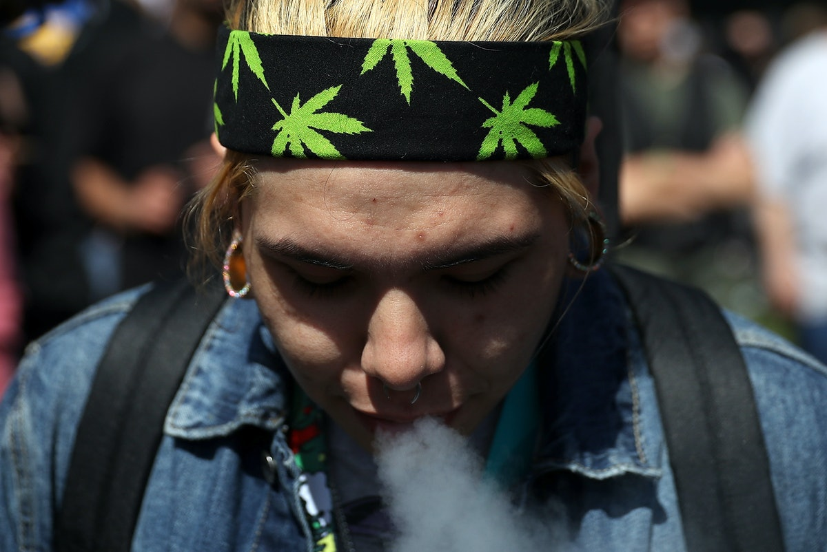 Can You Smoke Weed In Canada If You're From The US & Other Facts To Know Now That It's Legal