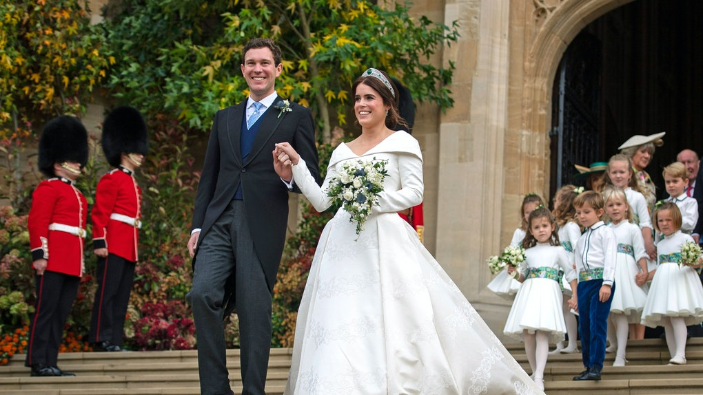 3 Princess Eugenie Jack Brooksbank Costume Ideas Thatll Make You