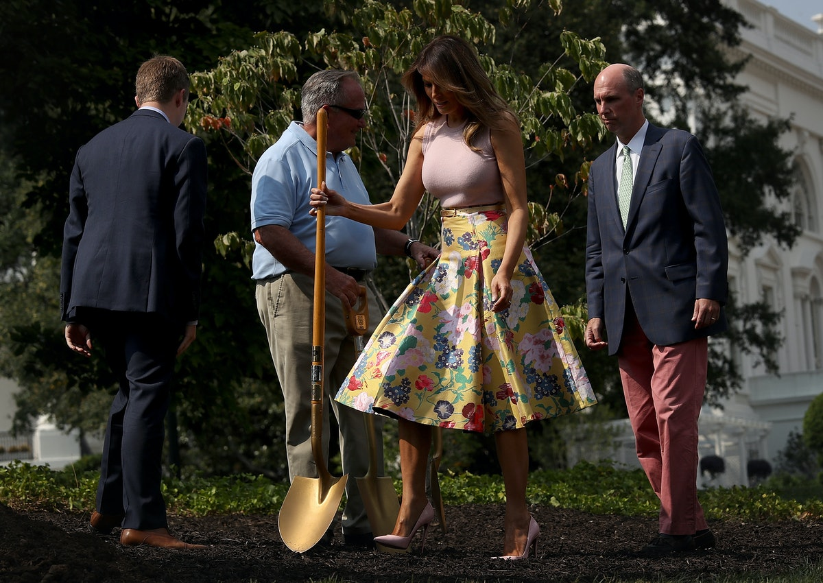 Who Pays For Melania Trump's Clothes? Her High Fashion Choices Are Not Cheap