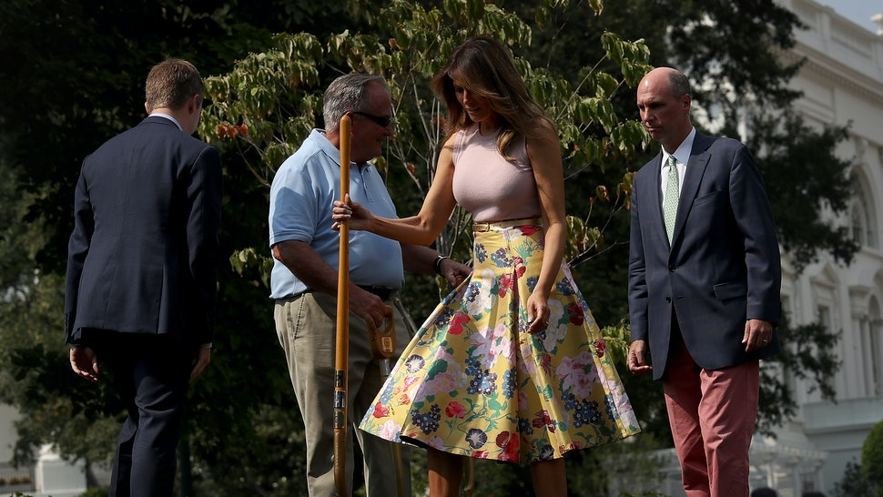 694d45a07 Who Pays For Melania Trump's Clothes? Her High Fashion Choices Are Not Cheap