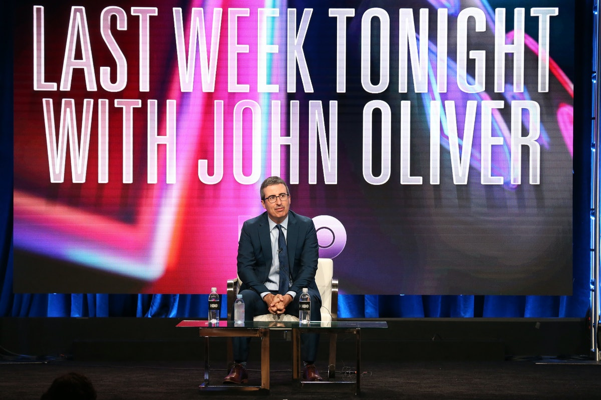 Why John Oliver Takes Breaks From 'Last Week Tonight' May Be Related To All The Research Involved