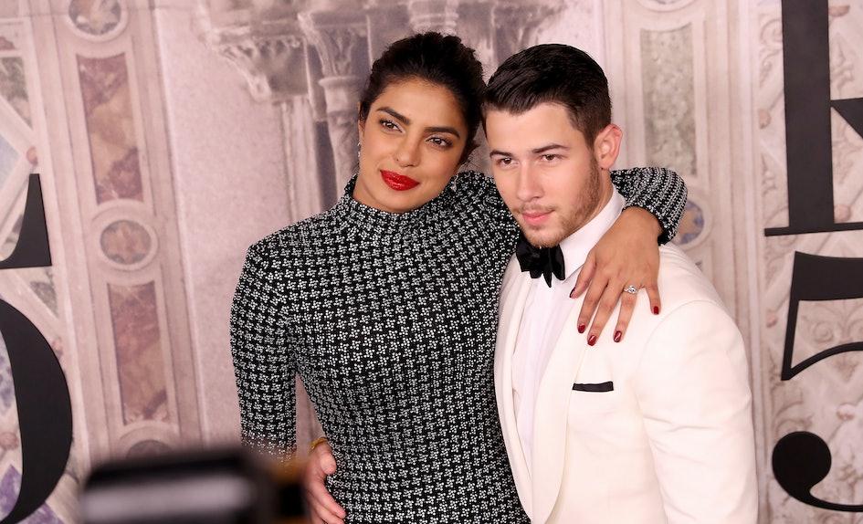 Nick Jonas Priyanka Chopra S Indian Wedding Ceremony Was A Traditional Affair