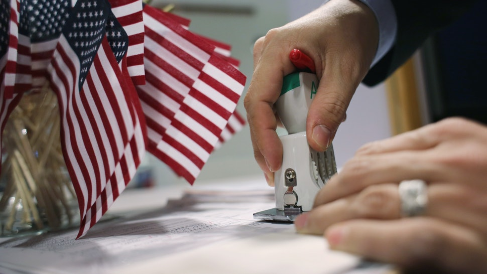 How Long U S  Citizenship Applications Take To Process Has Changed