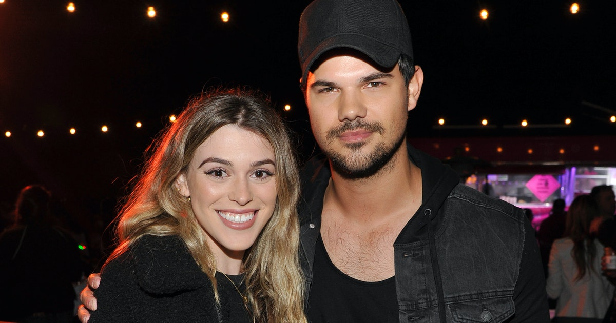 Taylor Lautner Went Instagram-Official With His Girlfriend ...