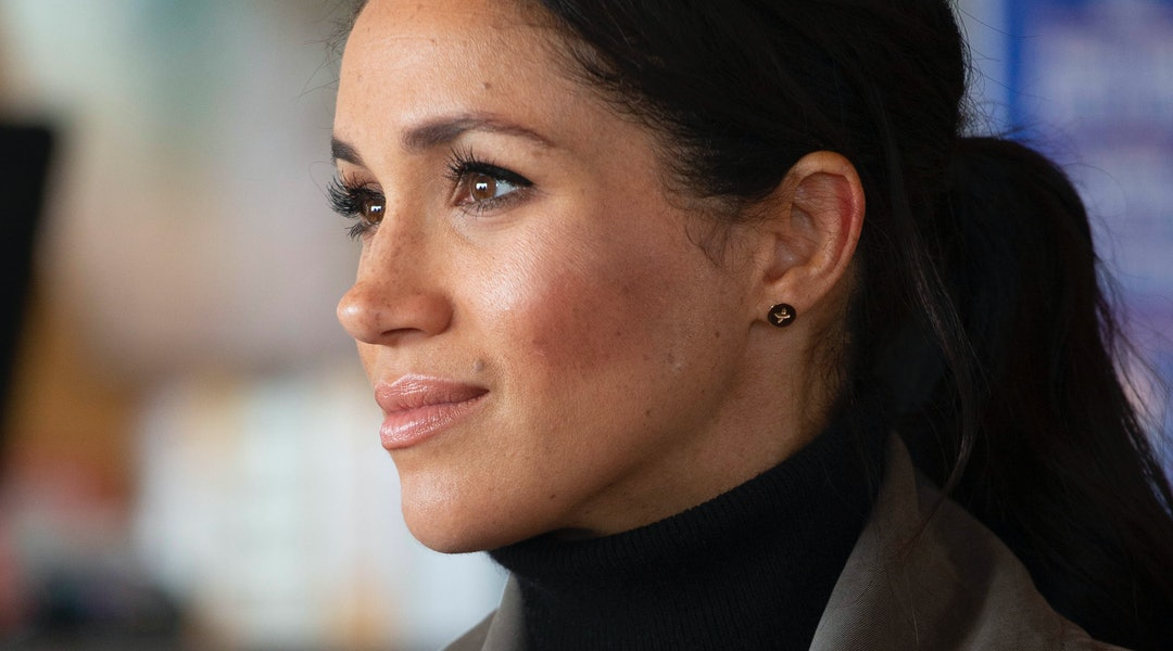 Meghan Markle's Favorite Facial Is Pregnancy-Safe — & So Are