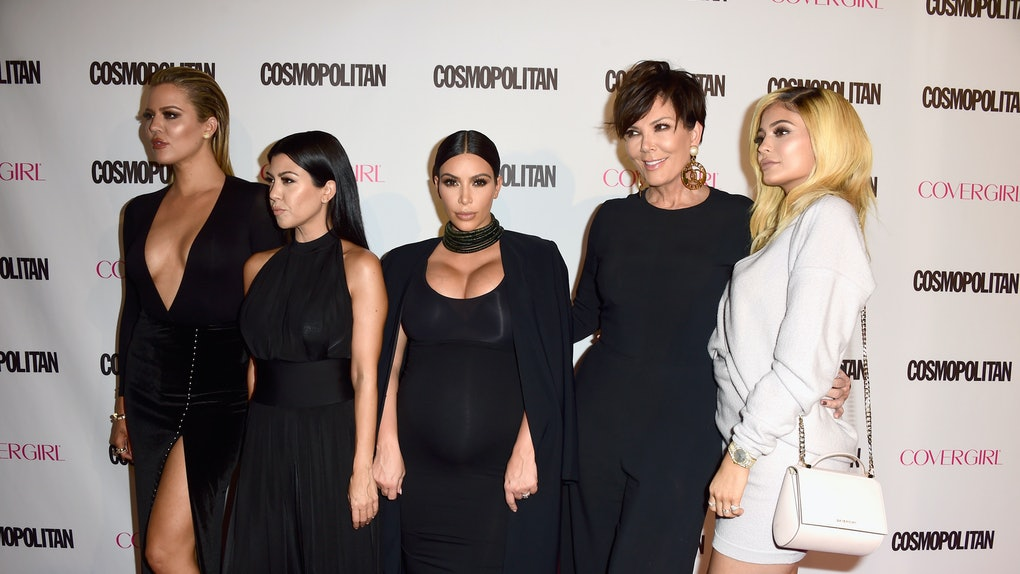 The Photos Of The Kardashians 2018 Group Halloween Costume Are