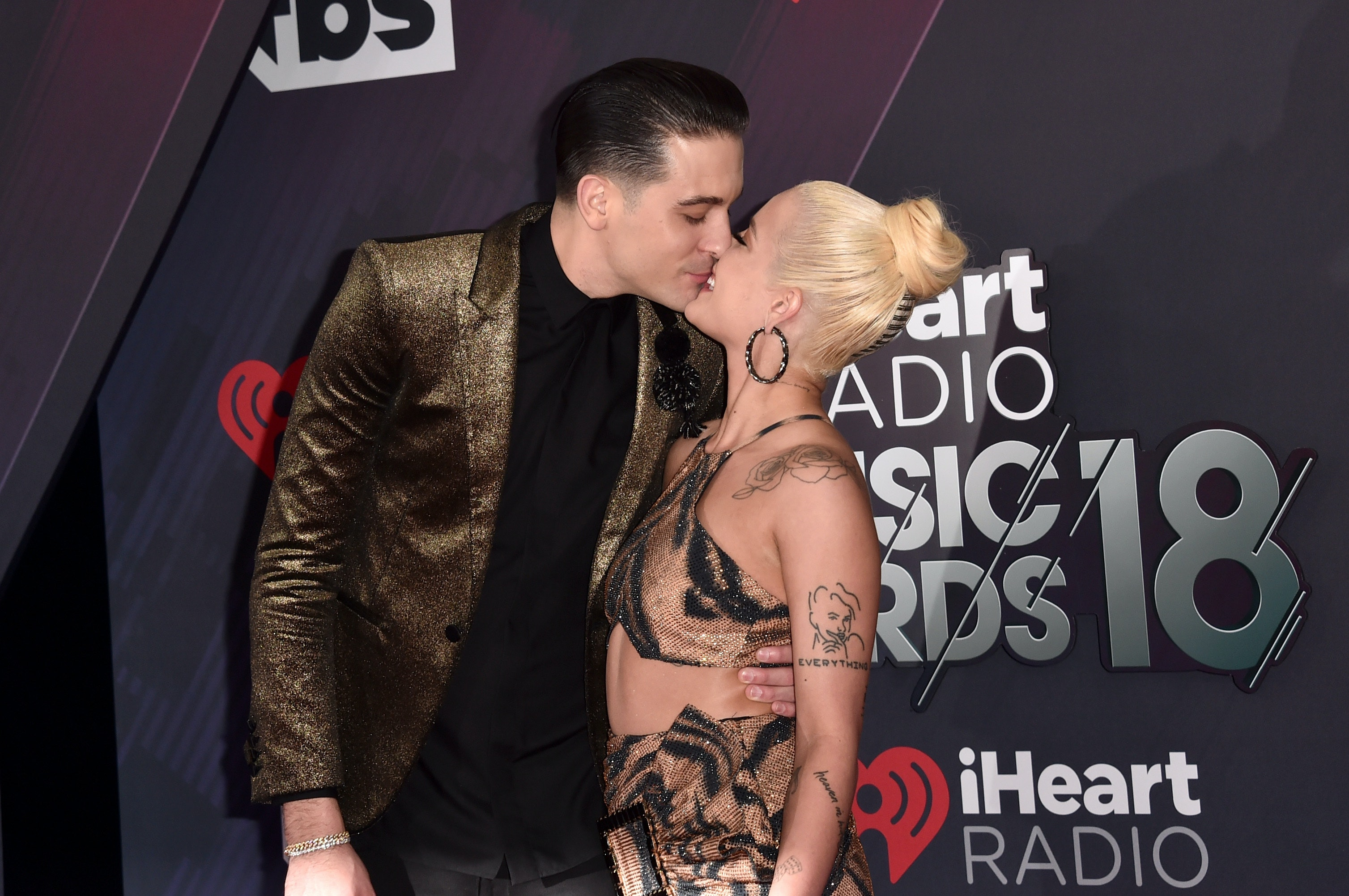 Halsey's Comments About Her Relationship With G-Eazy Are