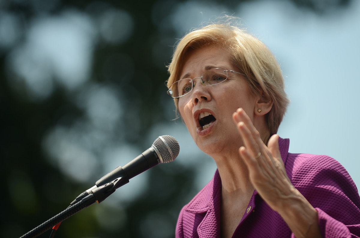 Elizabeth Warren Has A Plan For What Happens Now That Kavanaugh's Been Confirmed