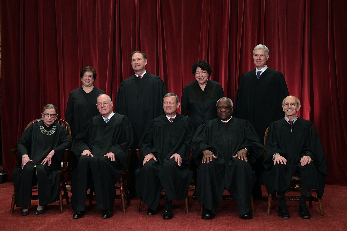 Here's How Long Each Supreme Court Justice Has Served (& The Big Cases They've Seen)