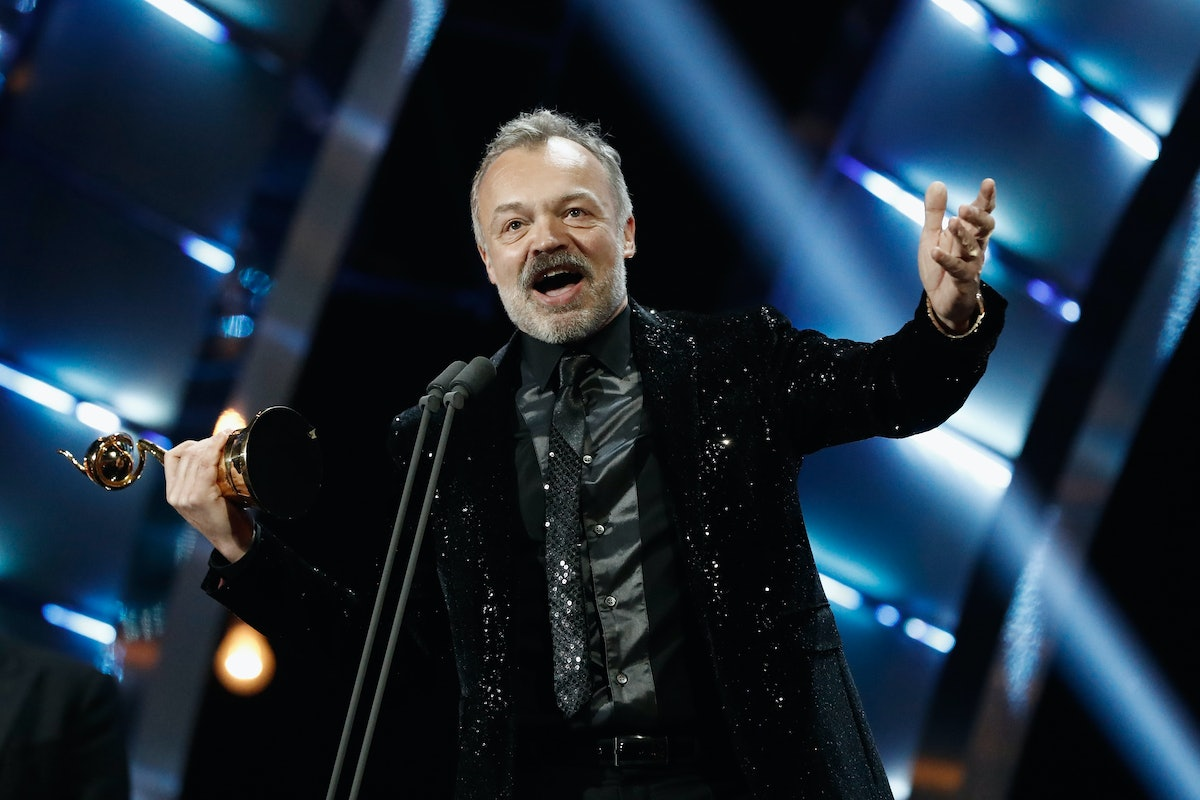 Why Isn't Graham Norton Hosting His Show Tonight? It's The First Time In 20 Years That He Hasn't Appeared